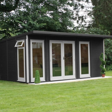 5m x 3m Insulated Cabin